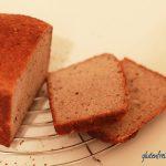 glutenfreies Brot mit Quinoa-Sauerteig