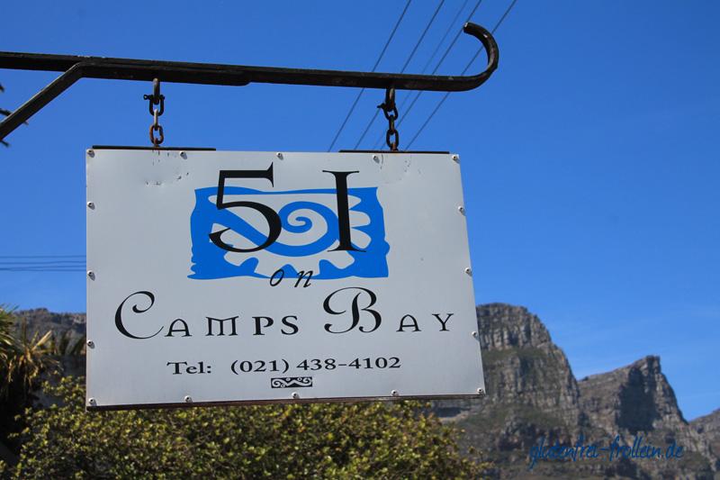 Unterkunft in Kapstadt, Camps Bay