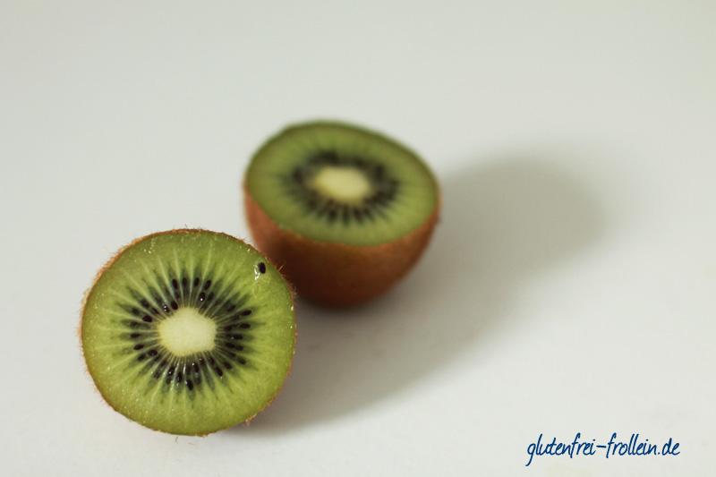 kiwi für green smoothie