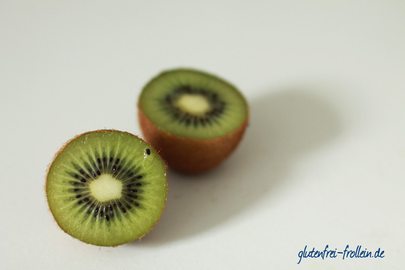 kiwi für green smoothie