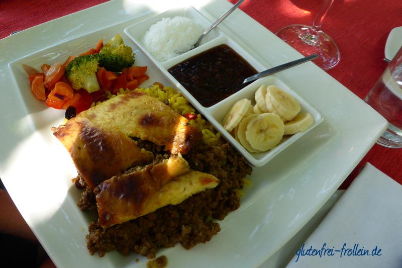 Bobotie südafrikanische Küche