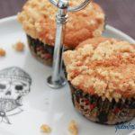 glutenfreie Apfel-Muffins mit Streuseln