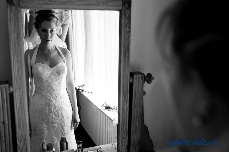 Das Hochzeitskleid