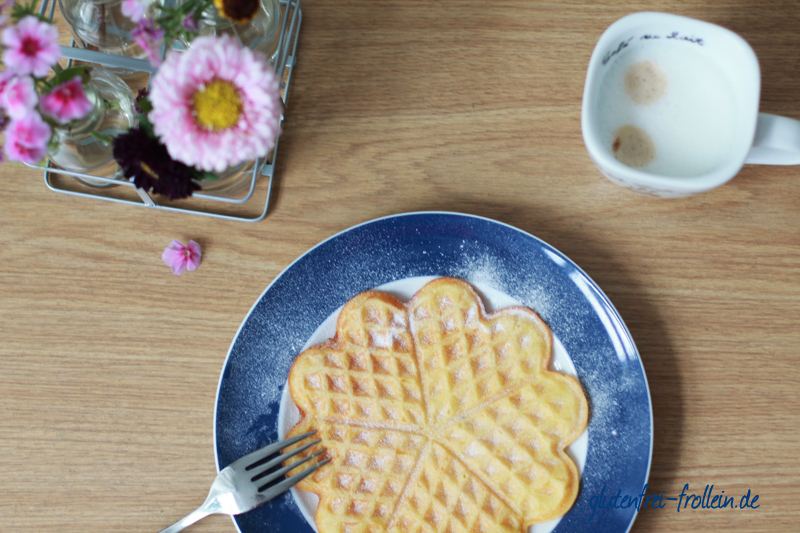 glutenfreie waffeln rezept