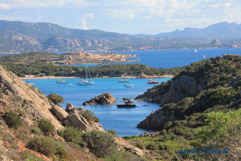 Sardinien La Maddalena + Caprera