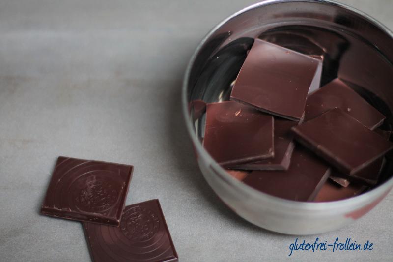 glutenfreie und laktosefreie schokolade