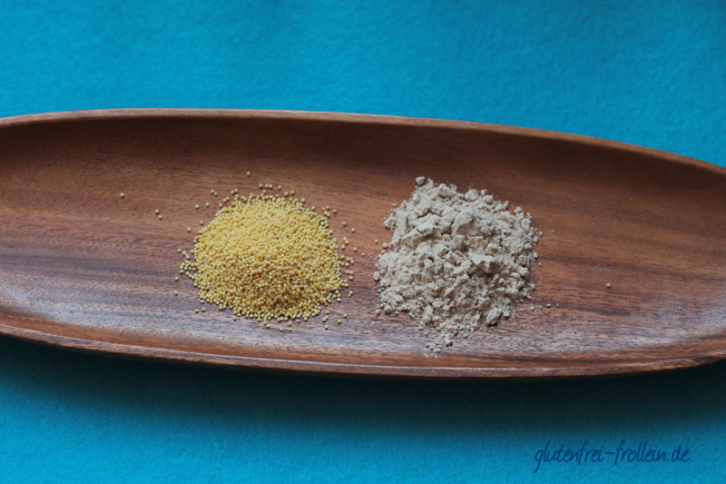 glutenfreies Getreide_Hirse und Braunhirse