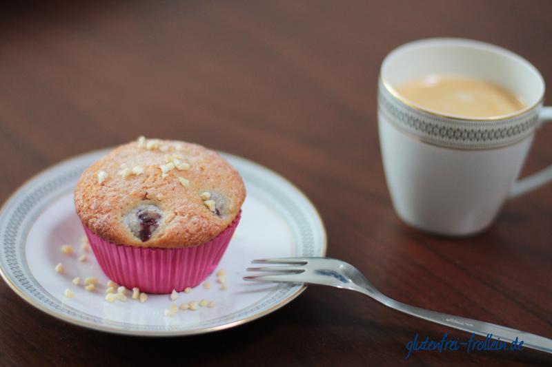 rezept glutenfreie und laktosefreie muffins mit kaffee