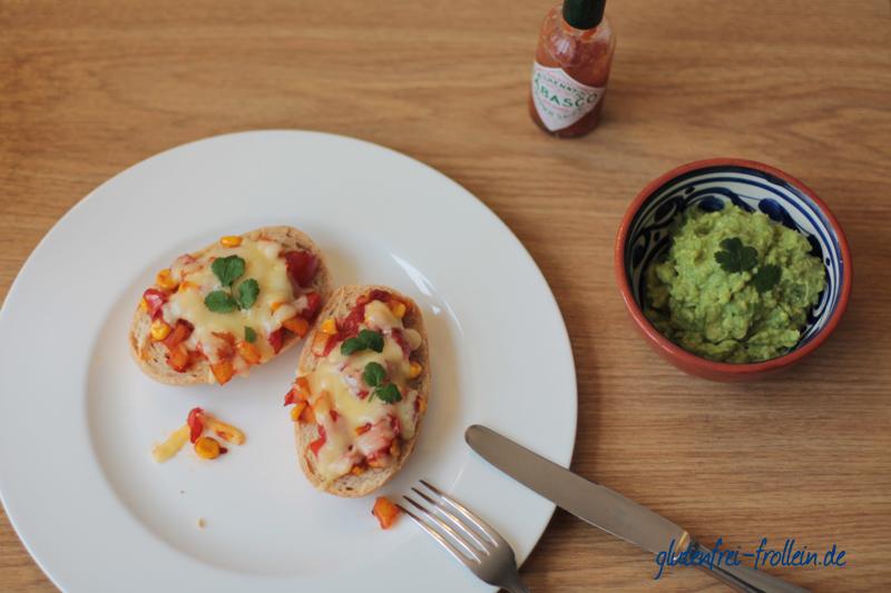 bofrost_glutenfreie ofenbroetchen mexikanisch_teller von oben
