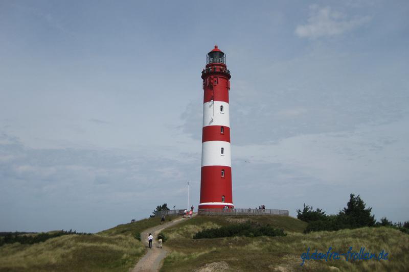 Nordseeinsel Amrum Leuchtturm