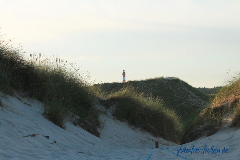 Dünen und Leuchtturm Amrum