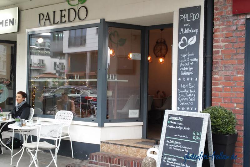 glutenfrei frühstücken Paledo in Hamburg
