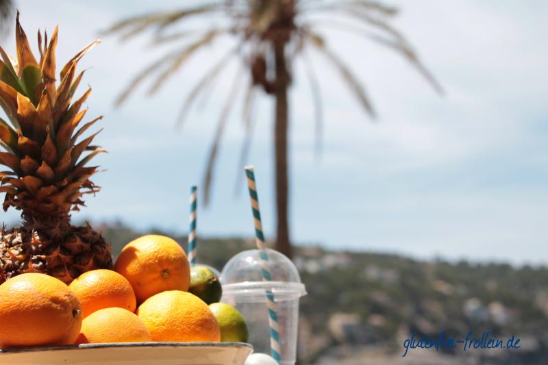 Mallorca Orangen port soller