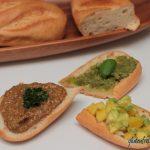 3 Dip Rezepte zum Selbermachen #glutenfrei und #vegan