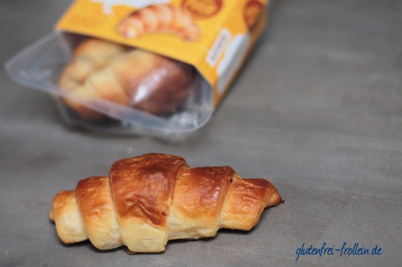 Nur Puur_glutenfreies Croissant_mit Packung