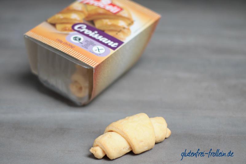 Proceli_glutenfreies Croissant_mit Packung