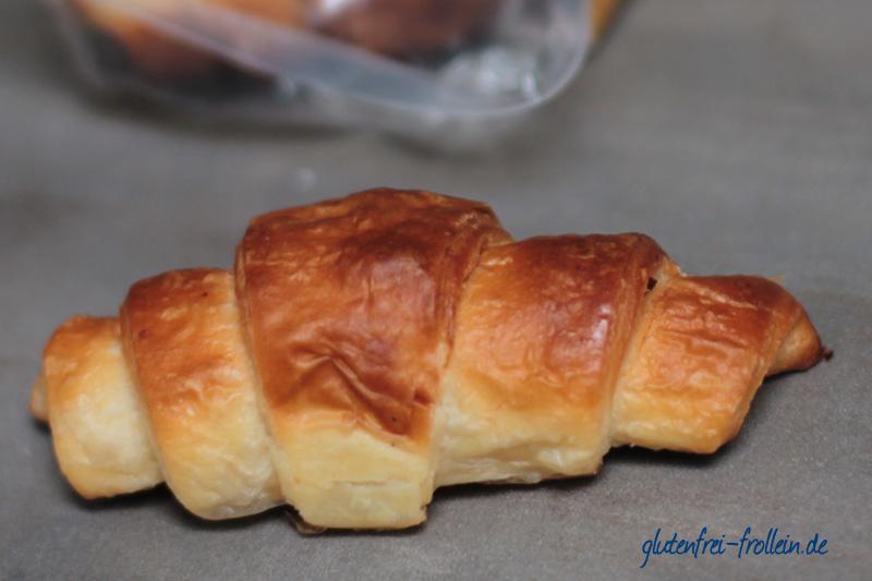 glutenfreies Croissant