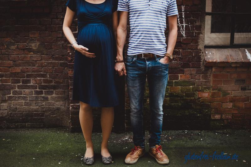 Schwangerschaft glutenfrei_Babybauch