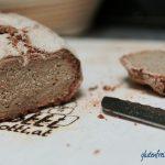 Ofenkrüstchen – glutenfreies Brot vom Pizzastein