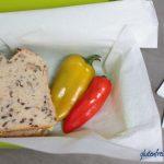 glutenfreies Pausenbrot mit fruchtiger Currycreme und Hähnchen + Gewinnspiel