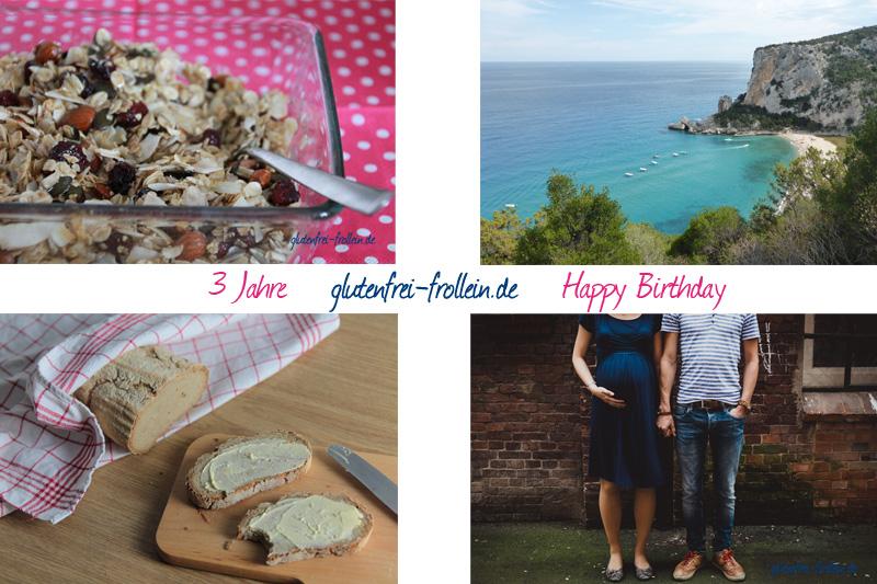 3 Jahre glutenfrei frollein Collage