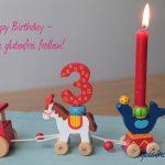 3. Blog-Geburtstag und Gewinnspiel
