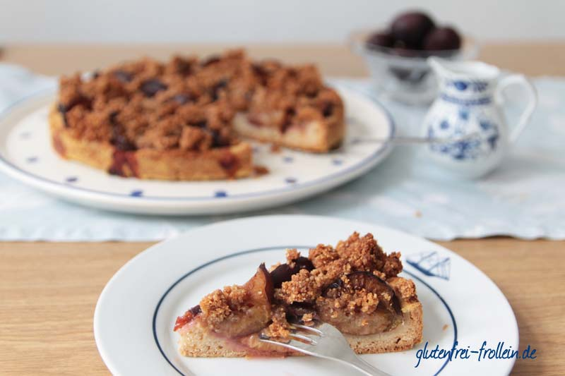 glutenfreier Pflaumenkuchen_Kaffeetafel