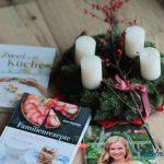 Buch-Tipp: 3 tolle Kochbücher als Geschenkidee + Gewinnspiel
