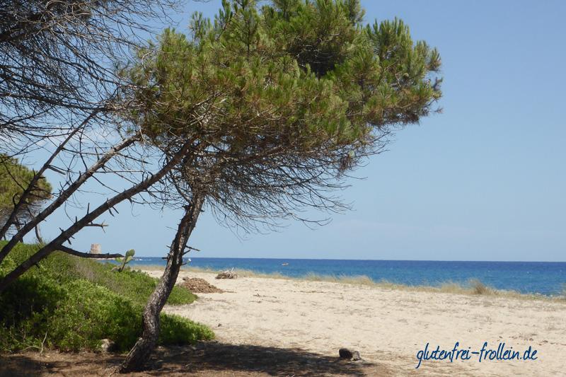 Foxi Beach auf Sardinien