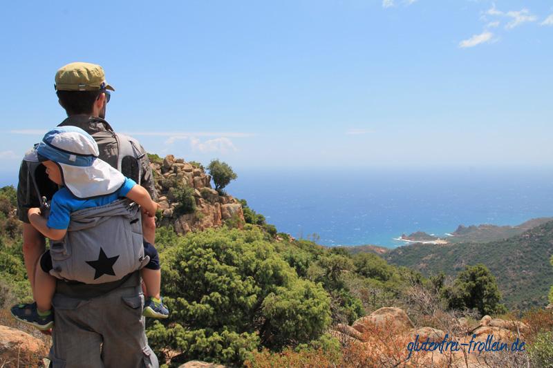 Wandern auf Sardinien mit Kind