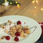 Weihnachtsdessert – glutenfreies und veganes Stollenparfait