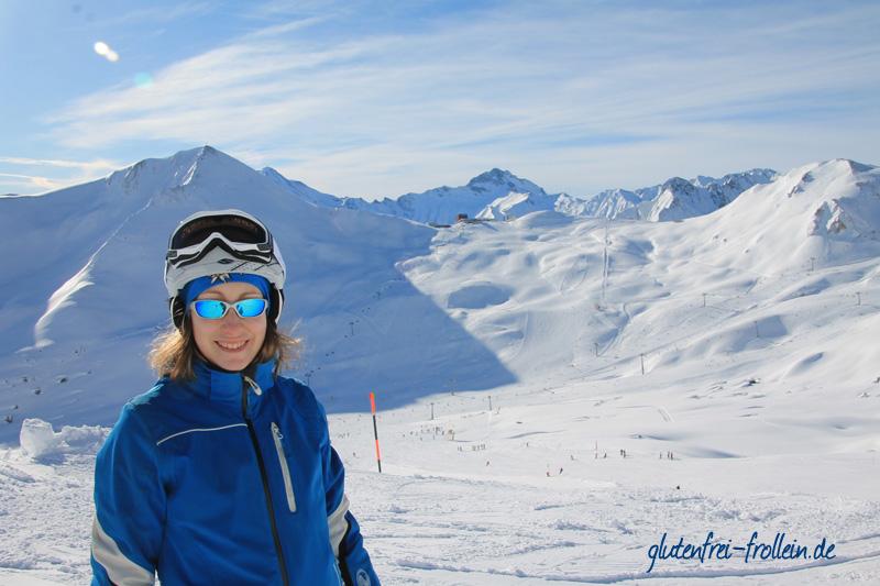 glutenfreier skiurlaub in samnaun_yvonne skifahren