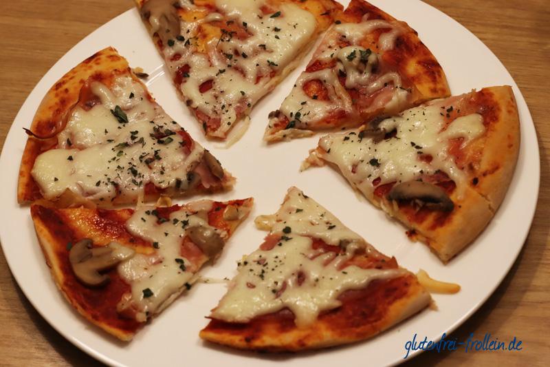 Andronaco_glutenfreie Pizza