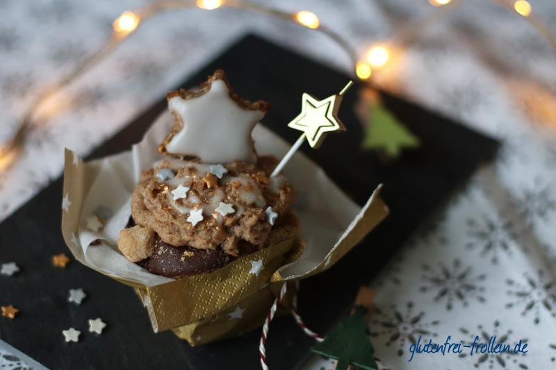 Zimtstern Frosting - Kuchen nah_YB