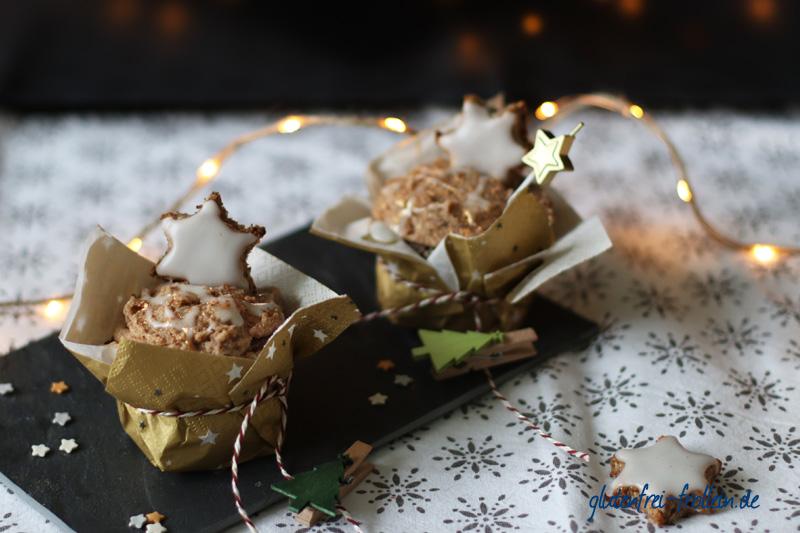 Kuchenparade Zimtstern Frosting - zwei Kuchen_YB