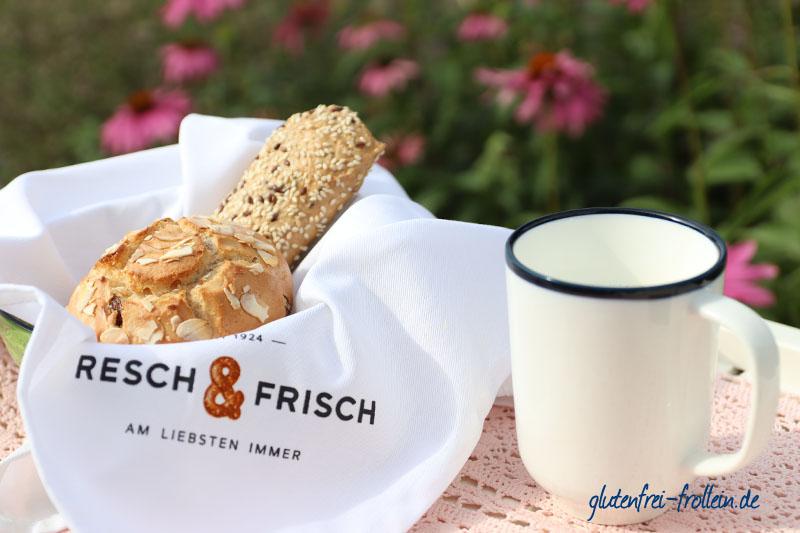 Resch & Frisch_glutenfreier Brotkorb